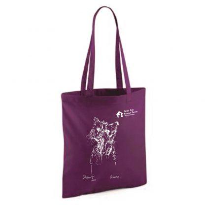 SCRT Max Tote Bag