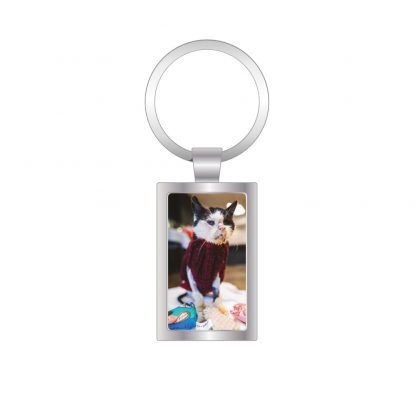 Maximus Rectangle Keyring
