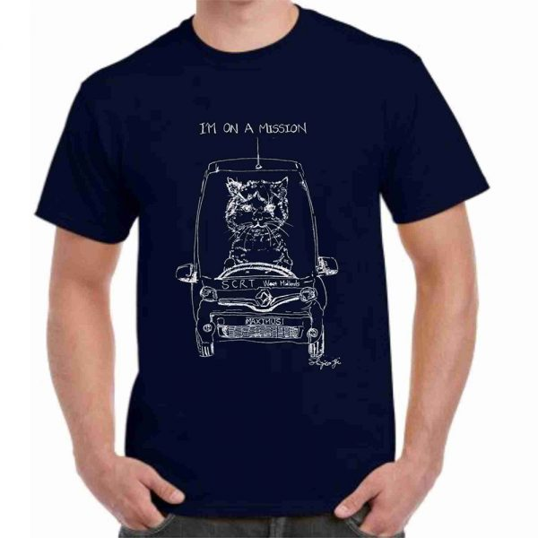 Max on a Mission T Shirt
