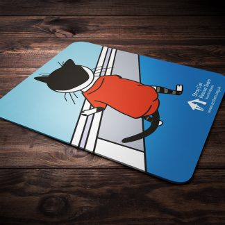 Mr Nosey Maximus Mouse Mat