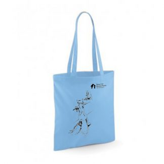 Mr Nosey Max Tote Bag