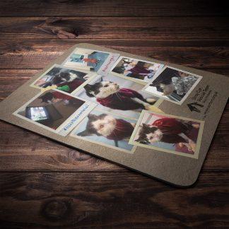 Max Scrapbook Mousemat