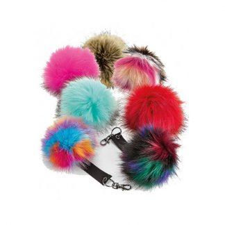 Furry Pom Poms